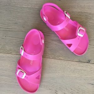 Girls' Birkenstock® from CrewCuts